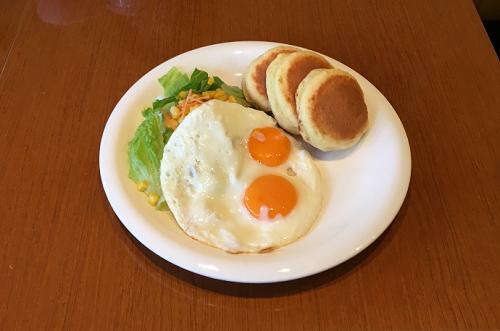エッグ ムーン カフェ